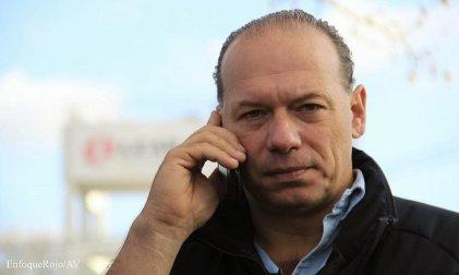 """Sergio Berni se define como """"un político de derecha"""" y tiene su """"corazón con Cristina"""""""