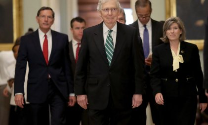 """Estados Unidos: el nuevo """"plan de ayuda"""" para el Covid-19 de los republicanos es para financiar más represión"""