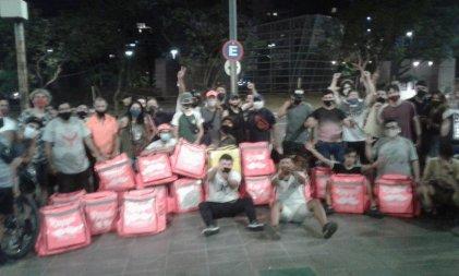 Nueva asamblea de trabajadores de Rappi de Córdoba
