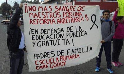 La Ciudad de México despierta: decenas de escuelas en paro
