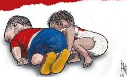 Ola de violencia contra niños; más de dos mil asesinados