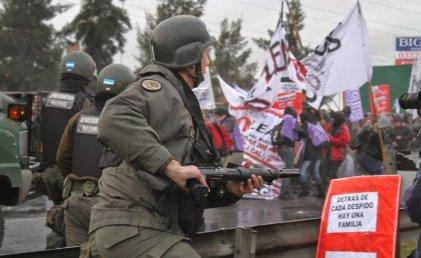 Cristina Kirchner: ¿quién ordenó a Gendarmería reprimirme a mí y a los obreros de Lear?