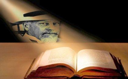 Biblia y Soy Roca, las lecturas preferidas de Esteban Bullrich