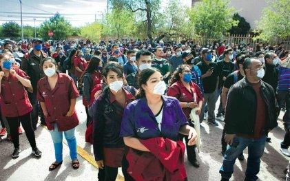 Panorama de la lucha obrera en México contra los efectos de la pandemia