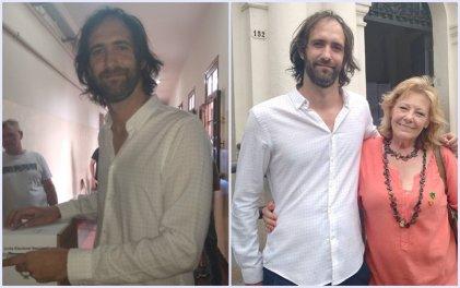 Córdoba: votaron Javier Musso y Liliana Olivero
