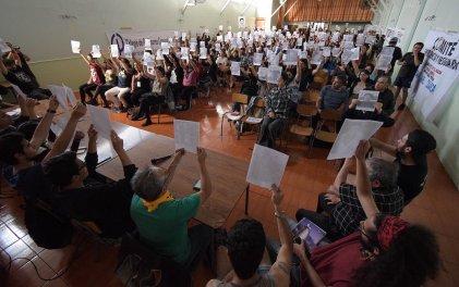 Encuentro de sectores en lucha reunió a más de 500 personas en Antofagasta