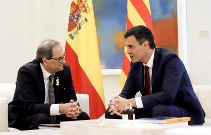El Estado español y Cataluña retoman relaciones