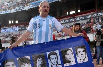 Leopoldo Jacinto Luque: el campeón del 78 reveló que fue secuestrado durante la Dictadura