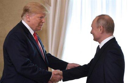 Ya comenzó el encuentro bilateral entre Trump y Putin en Finlandia
