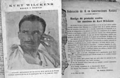 Kurt Gustav Wilckens: el vengador de la Patagonia trágica