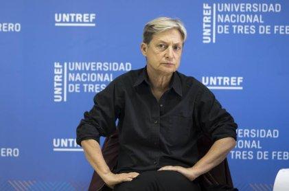 """Judith Butler: el feminismo """"también debe luchar con sus desigualdades internas"""""""
