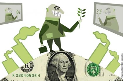"""Debates sobre la crisis climática, el """"capitalismo verde"""" y la estrategia revolucionaria"""