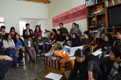"""Nace la Corriente Estudiantil Revolucionaria """"Octubre"""""""