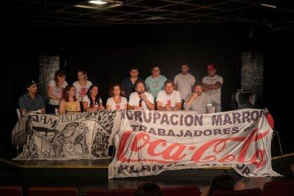 """Coca y Siam: """"Bullrich, Larreta y Macri, de la calle no nos van a sacar"""""""