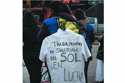 Bariloche: 185 familias trabajadoras a punto de quedar en la calle