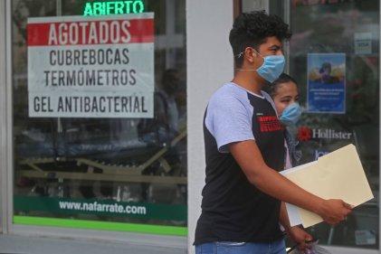 México en fase 2: medidas de emergencia para enfrentar la pandemia