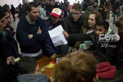 FUA: Fraude Universitario Argentino