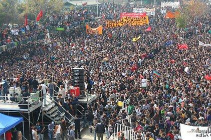 Los estudiantes chilenos se movilizarán por la educación gratuita