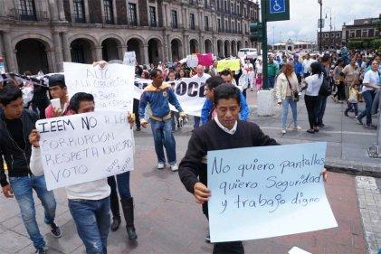 Ante el fraude Morena pide impugnación en los 45 distritos, ¿es suficiente?