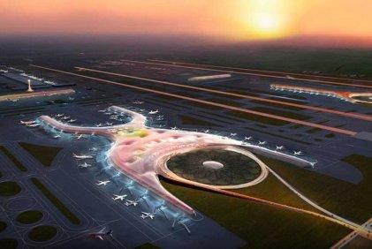 Slim presenta plan para construcción del nuevo aeropuerto de la Ciudad de México