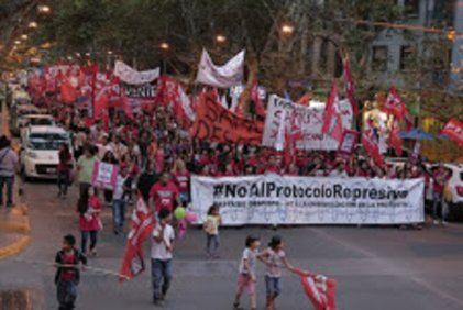 24 de Marzo: ganemos las calles de Mendoza