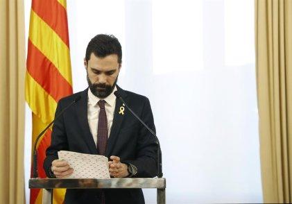 El Parlamento catalán aplaza la sesión que tratará la investidura del presidente