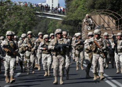 """Solución de Piñera a Covid- 19: 7000 soldados en la Región Metropolitana para """" resguardar la región"""""""