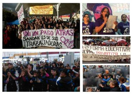 México: la violencia y precarización tienen rostro de mujer