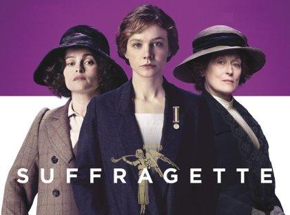Suffragette, romper cristales para vivir la vida de otra manera