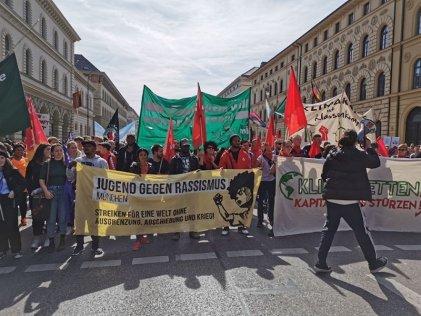 """Alemania: más de 1,4 millones de personas participan de la """"huelga por el clima"""""""