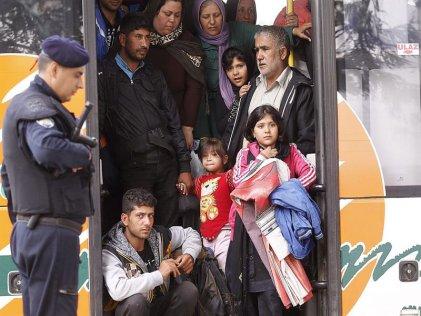 La crisis migratoria reabre tensiones nacionalistas y xenófobas en los Balcanes