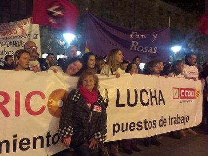 Carta abierta a los trabajadores de Panrico que aún siguen en activo