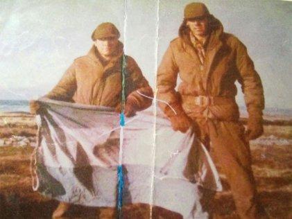 Vidal también les descontó a los veteranos de Malvinas