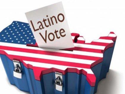 El voto hispano: en su mayoria, un voto de clase trabajadora