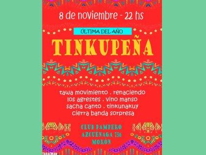 Tinkunakuy: danza y cultura en el corazón del oeste