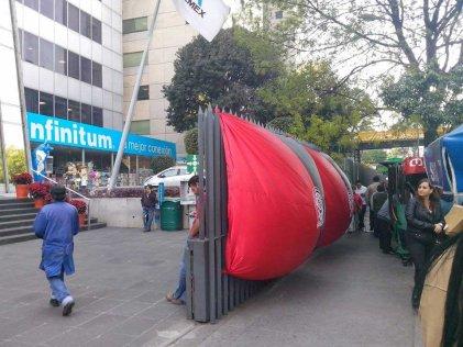 México: importante huelga de trabajadores de limpieza