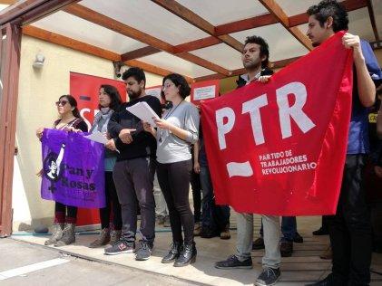 Candidaturas anticapitalistas a diputados y consejo regional se instalan en medios locales