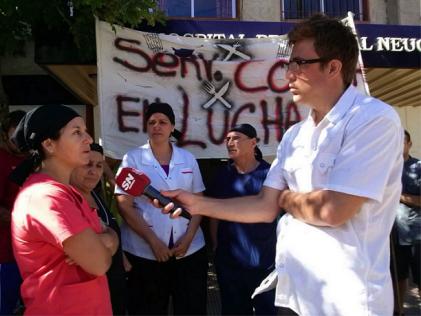 Neuquén: una vez más… los trabajadores destaparon la olla