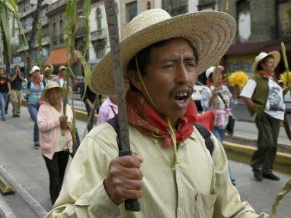 México: capitalismo y avance de los megaproyectos