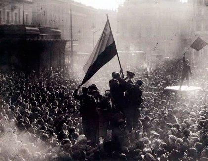 España 14 de Abril de 1931: La esperanza frustrada y traicionada