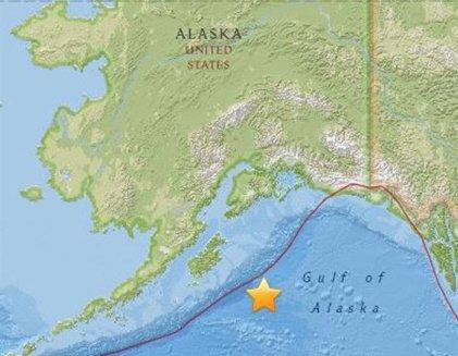 Suspenden alerta de tsunami en Alaska tras terremoto