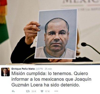 Capturaron a El Chapo Guzmán: ¿la tercera es la vencida?