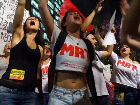 Los trabajadores y la juventud pueden dar una salida por izquierda a la crisis