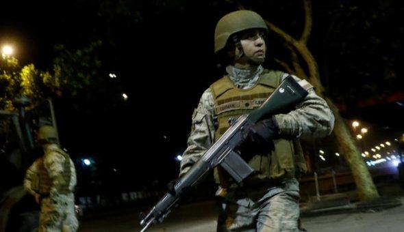 ¿Qué es el estado de emergencia que decretó Piñera?