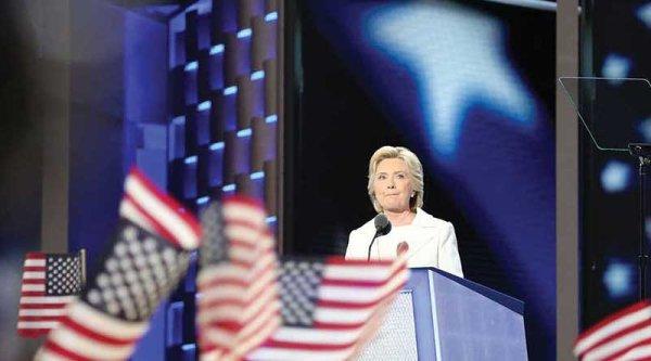 Hillary Clinton y su techo de cristal