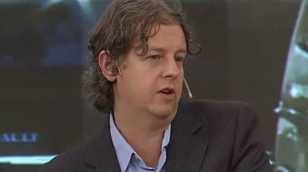 """Christian Castillo: """"La deuda externa es impagable, es central romper con el FMI"""""""