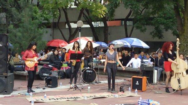 Sindicato de la UAM organiza evento cultural a estudiantes para difundir su conflicto