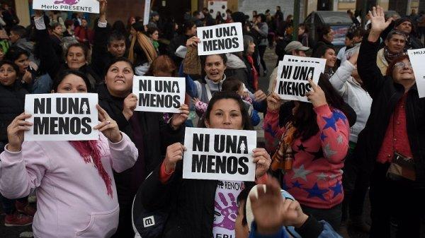 #NiUnaMenos: una jornada que no reconoció fronteras