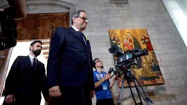 Rajoy quiere un Govern y una Generalitat subordinados
