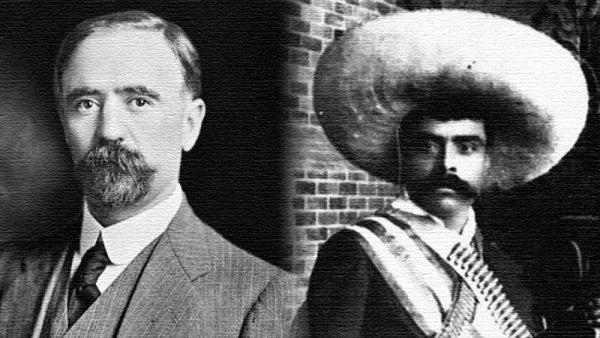La ruptura de Emiliano Zapata con Francisco Madero